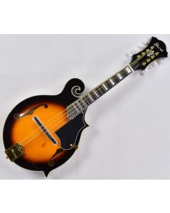 Ibanez M522S-BS Mandolin in Brown Sunburst High Gloss Finish B-Stock GS151104102 M522SBS.B 4102