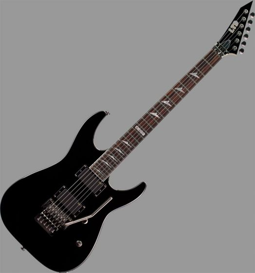 ESP LTD M-330R Guitar in Black Finish