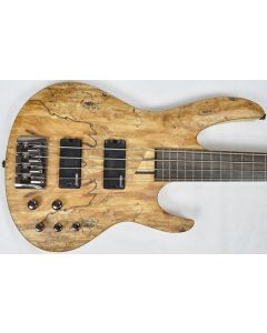 ESP LTD B-204SM Fretless Electric Bass in Natural Satin B-Stock