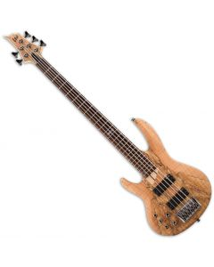 ESP LTD B-205SM Left Handed Electric Bass in Natural Satin LB205SMNSLH