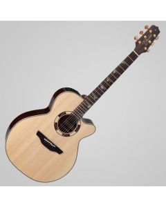 Takamine TSF48C Legacy Series Acoustic Guitar in Gloss Natural Finish Demo Guitar TAKTSF48C.B 0685