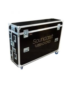 Soundcraft Vi3000 Console Standard Flight Case 5047551