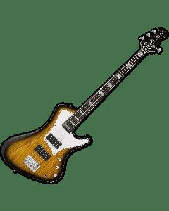 ESP Original Stream Electric Bass Guitar in 2 Tone Burst ESTREAM2TB