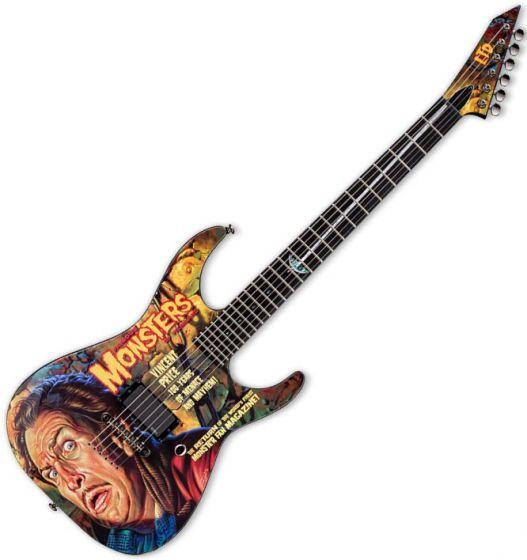 ESP LTD Famous Monster Vincent Price Electric Guitar