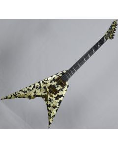ESP Exhibition Limited Arrow-NT Gold Lacquer Electric Guitar EEX1727