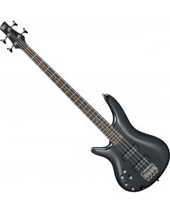 Ibanez SR Standard SR300EL Left-Handed Electric Bass Iron Pewter SR300ELIPT