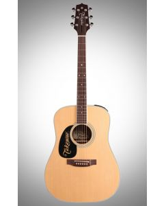 Takamine EF360GF Glenn Frey Signature Left-Handed Acoustic Guitar in Natural TAKEF360GFLH