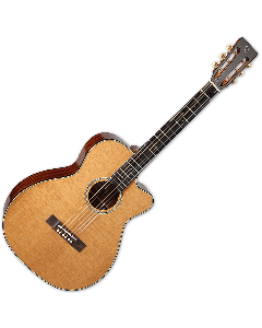 Takamine EF740FSTT Thermal Top Acoustic Guitar in Natural Finish TAKEF740FSTT