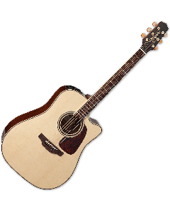 Takamine CP4DC-OV Dreadnought Acoustic Guitar with Cutaway in Natural Finish TAKCP4DCOV