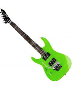 ESP LTD M-50FR Left-Handed Electric Guitar Neon Green LM50FRNGRLH