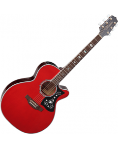 Takamine GN75CE NEX Acoustic Electric Guitar Wine Red TAKGN75CEWR