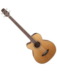 Takamine GB30CELH Left-Handed Acoustic Electric Bass in Natural B-Stock TAKGB30CELHNAT.B