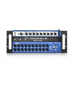 Soundcraft Ui-24R 24-channel Digital Mixer/USB Multi-Track Recorder with Wireless Control 5076585