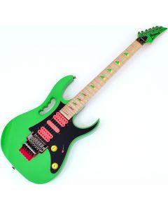 Ibanez Steve Vai Signature JEM777 Electric Guitar Loch Ness Green JEM777LG