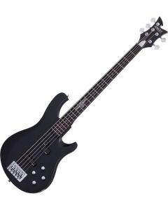 Schecter Johnny Christ-5 Bass Signature 5-String Electric Bass Satin Black SCHECTER278