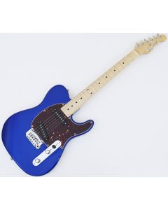 G&L USA ASAT Special Custom Guitar in Midnight Blue Metallic Vibrato! ASTSP-MBM-MP