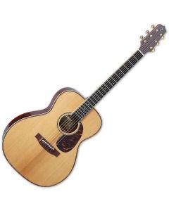Takamine EF75M TT OM Body Acoustic Guitar Natural TAKEF75MTT