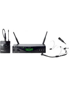 AKG WMS470 PRESENTER SET BD7 - Professional Wireless Microphone System B-Stock 3309H00370.B