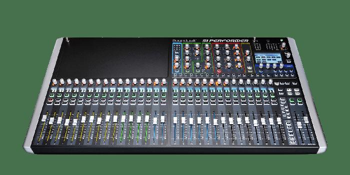 Soundcraft Si Performer 3 Digital Live Sound Mixer