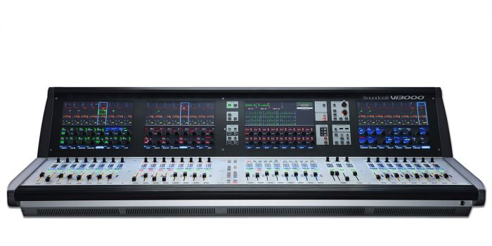 Soundcraft Vi3000 Vi Series Digital Live Sound Console