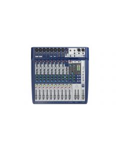 Soundcraft Signature 12 Compact Analog Mixer B-Stock 5049555.B