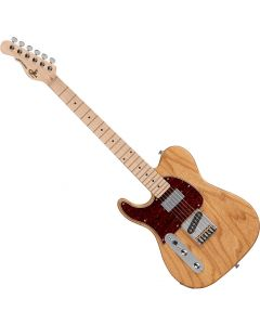 G&L Tribute ASAT Classic Bluesboy Left-Handed Electric Guitar Natural Gloss TI-ACB-120L20M40