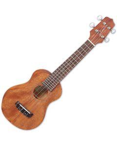 Takamine GUS1 Soprano Acoustic Ukulele Natural Satin TAKGUS1