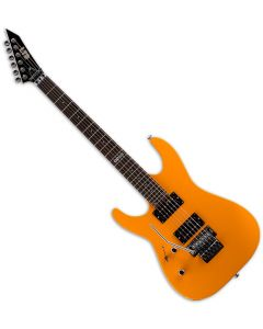 ESP LTD M-50FR Left-Handed Electric Guitar Neon Orange B-Stock LM50FRNORLH.B