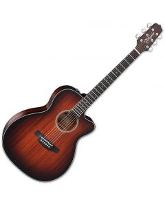 Takamine CP771MC SB OM Cutaway Acoustic Guitar Shadow Burst Satin B-Stock TAKCP771MCSB.B