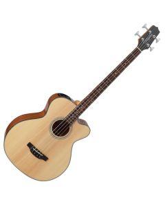 Takamine GB30CE-NAT G-Series Acoustic Electric Bass in Natural Finish B-Stock TAKGB30CENAT.B