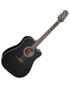 Takamine GD30CE-BLK G-Series G30 Acoustic Electric Guitar Black B-Stock TAKGD30CEBLK.B