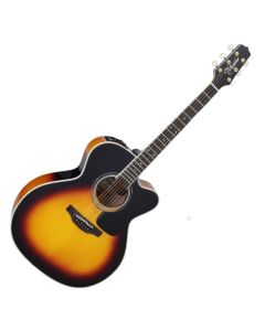 Takamine P6JC BSB Pro Series 6 Cutaway Acoustic Guitar Brown Sunburst B-Stock TAKP6JCBSB.B