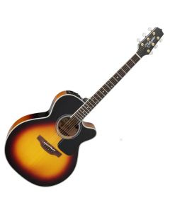 Takamine P6NC BSB NEX Cutaway Acoustic Guitar in Brown Sunburst B-Stock TAKP6NCBSB.B