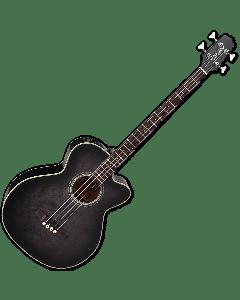 Takamine PB5 SBL Pro Series Acoustic Guitar See Thru Black B-Stock TAKPB5SBL.B