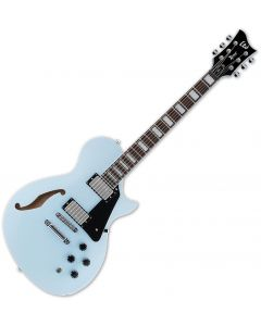 ESP LTD PS-1 Semi-Hollow Electric Guitar Sonic Blue B-Stock XPS1SOB.B