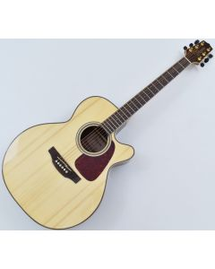 Takamine GN93CE-NAT G-Series Cutaway Acoustic Electric Guitar in Natural Finish B-Stock TAKGN93CENAT.B
