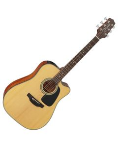 Takamine GD10CE-NS G-Series G10 Cutaway Acoustic Electric Guitar Natural B-Stock TAKGD10CENS.B