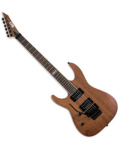ESP LTD M-400M Left-Handed Electric Guitar Natural Satin LM400MNSLH