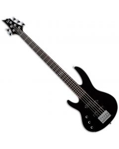 ESP LTD B-55 Left-Handed Electric Bass Black B-Stock LB55BLKLH.B