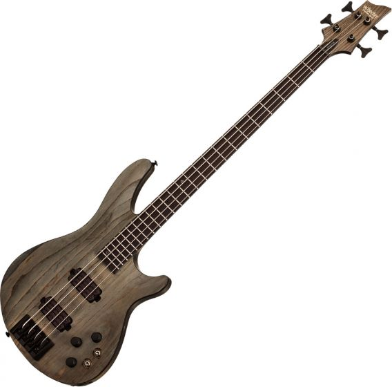 Schecter C-4 Apocalypse EX Electric Bass Rusty Grey