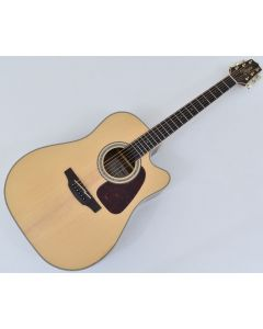 Takamine GD90CE-ZC Dreadnought Acoustic Electric Guitar Natural With Gig Bag TAKGD90CEZCNAT