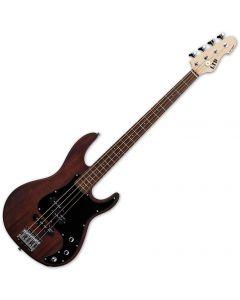 ESP LTD AP-204 Electric Bass Natural Satin LAP204NS