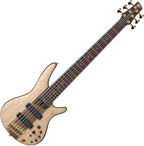 Ibanez SR1306E Electric Bass Natural Flat