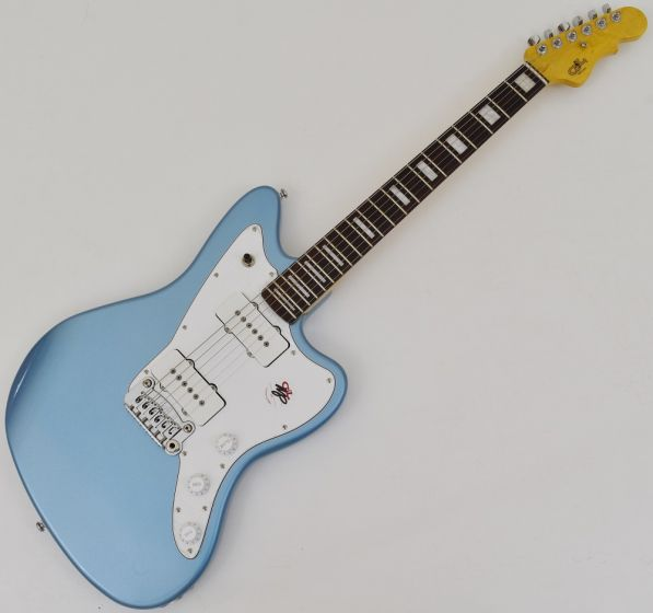 G&L Tribute Doheny Guitar in Lake Placid Blue