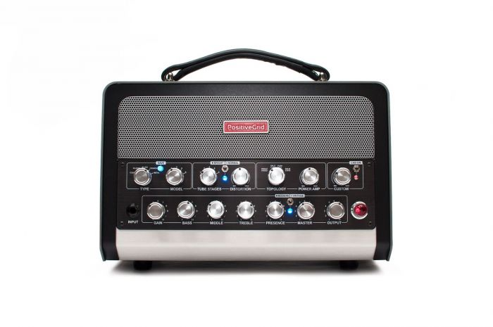 Positive Grid Bias Head Guitar Amp