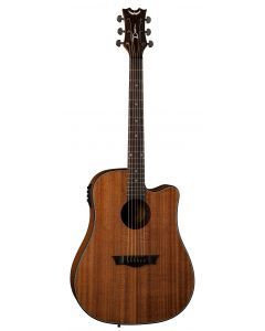 Dean AXS Dreadnought Cutaway Acoustic Electric Guitar Mahgoany AX DCE MAH AX DCE MAH