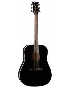 Dean AXS Dreadnought Acoustic Guitar Mahogany Classic Black AX D MAH CBK AX D MAH CBK