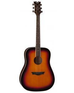 Dean AXS Dreadnought Tobacco Sunburst Acoustic Guitar AX D TSB AX D TSB