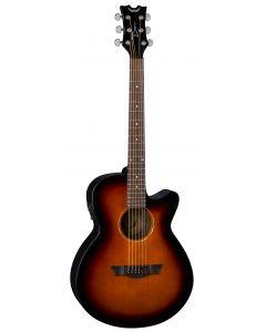 Dean AXS Performer Acoustic Electric Guitar Tobacco Sunburst AX PE TSB AX PE TSB