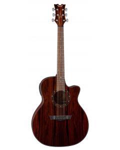 Dean Exotica Acoustic Electric Guitar Cocobolo Wood ECOCO ECOCO